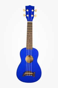 Ukulele Dolphin Bridge Blue
